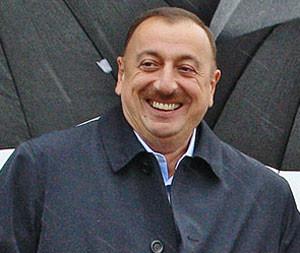 Ilham Aliyev 04.02.10