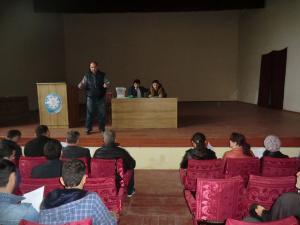 """""""ELS""""-ın əməkdaşları Astara rayonunda təlimlər keçirib"""