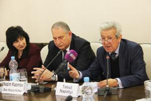 """""""ELS"""" Müstəqil Araşdırmalar Mərkəzi yeni layihəsinin təqdimatını keçirdi"""