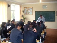 Treninq-Ağstafa 16.10.2010