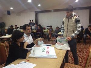 """""""Ekzit-poll"""" tədqiqatına hazırlıq işləri başa çatdı"""